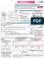 Nano-Tera 2014 Poster Prize Winner Smart Grid