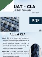 Alquat CLA. Denim bleach booster.