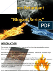 Flame Retardants for textiles.GLOGUARD SERIES