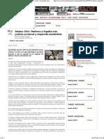 Relator ONU_ Pedimos a España Más Justicia Universal y Responde Anulándola