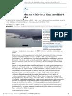 Perú y Chile Aguardan Por El Fallo de La Haya Que Definirá Sus Aguas Territoriales _ Internacional _ EL PAÍS