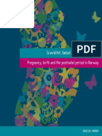 Pregnancy, Birth and the Postnatal Period in Norway-2014