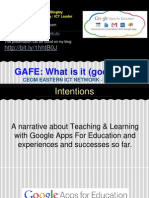 GAFE - What is It (Good for)