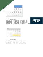 Organización Clases Mayo -Junio