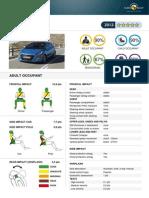 Hyundai i30 EuroNCAP