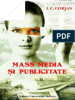 I.C.corjan - Mass-media Si Publicitate