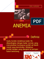 Askep Anemia