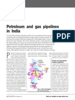 Petroleum and Gas Pipeline India