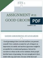 11 Good Grooming