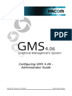 Configuring GMS 4.06 - Administrator Guide