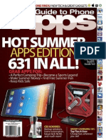 Guide to Phone Apps - June 2014