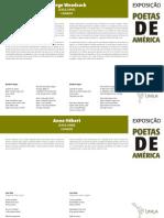 Itaipu - Painéis Poetas