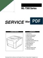 Samsung Ml-7300 Sm