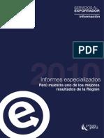 Indices de Exportacion