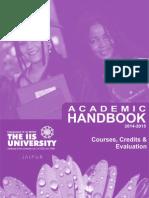 Academic Handbook 2014-15
