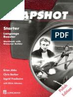 Snapshot Starter WorkBook