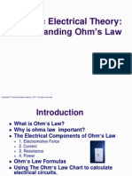 Basic Elec Ohms Law