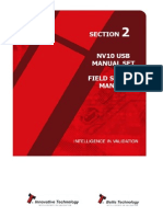 NV10USB Field Service Manual