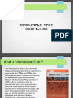 International Style[Repaired]