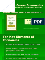 Key of Economics
