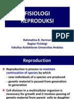 Blok 1.5 Kuliah 2. Fisiologi Reproduksi