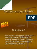 Fatigue COSS
