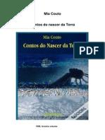 Mia Couto - Contos Do Nascer Da Terra 3º Edição