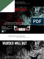 Hunter - The Vigil - SAS - Murder Will Out
