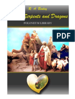 Flying Serpents and Dragons