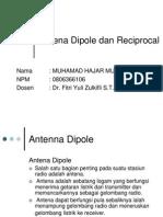 M.H.murdana Dipole&Reciprocal