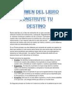 RESÚMEN DEL LIBRO CONSTRUYE TU DESTINO.docx