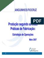 28-5 Producao Segundo as Boas Practicas de Fabricacao