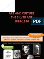 unit 7 silver age of the spanish culture