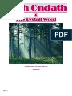 Myth Ondath and the Rystall Wood
