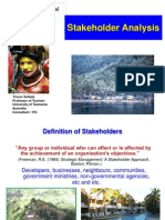 04. Stakeholder Analysis