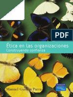 Etica en Las Organizaciones Construyendo Confianzas