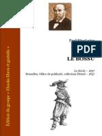 Paul Feval - Le Bossu