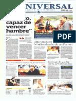 GradoCeroPress Portadas Medios Impresos Mart 27 May 2014