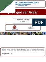 PorqueVerAves Web