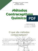 Métodos de Contracepção Químicos