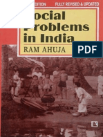 Social Problems in India (Ram Ahuja) @Atul