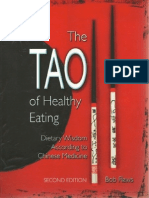 Bob Flaws - The Tao of Healthy Eating