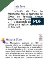 Introduccion Al Lenguaje de Programacion JAVA