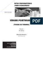 Exercicio de Portugues Fundep