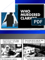 Who Murdered Clarice