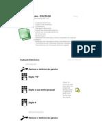 Manual de Facilidades Ericson