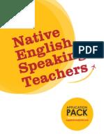 Earn US$2,000 a month as an English Teacher in Korea