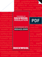 Rockwool Thickness