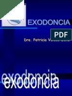 Concepto de Exodoncia