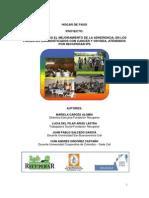 Proyecto Hogar de Paso Fundación